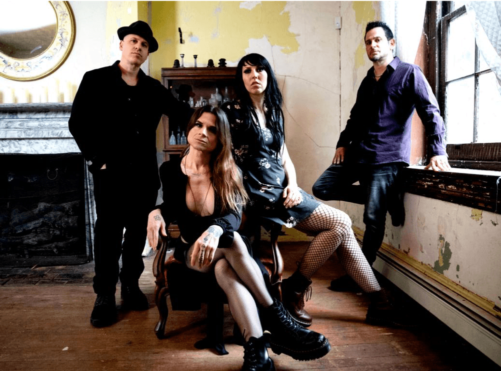 "Life Of Agony Releases Blistering New Single ""Black Heart"""