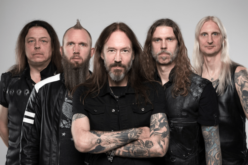 Hammerfall Announces 2020 North American Headline Tour