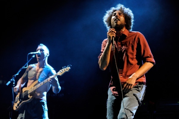Rage Against the Machine Announce Reunion, Coachella Gigs
