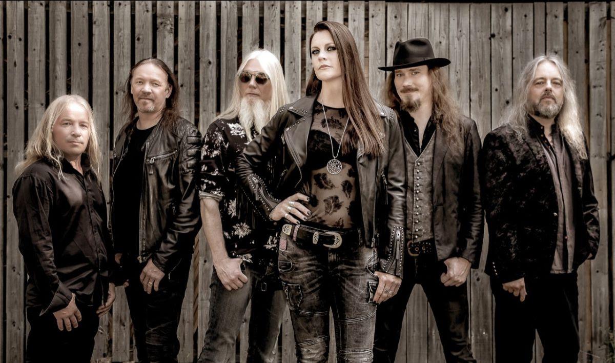 "Nightwish Release Live Video & Single ""Devil And The Deep Dark Ocean"""