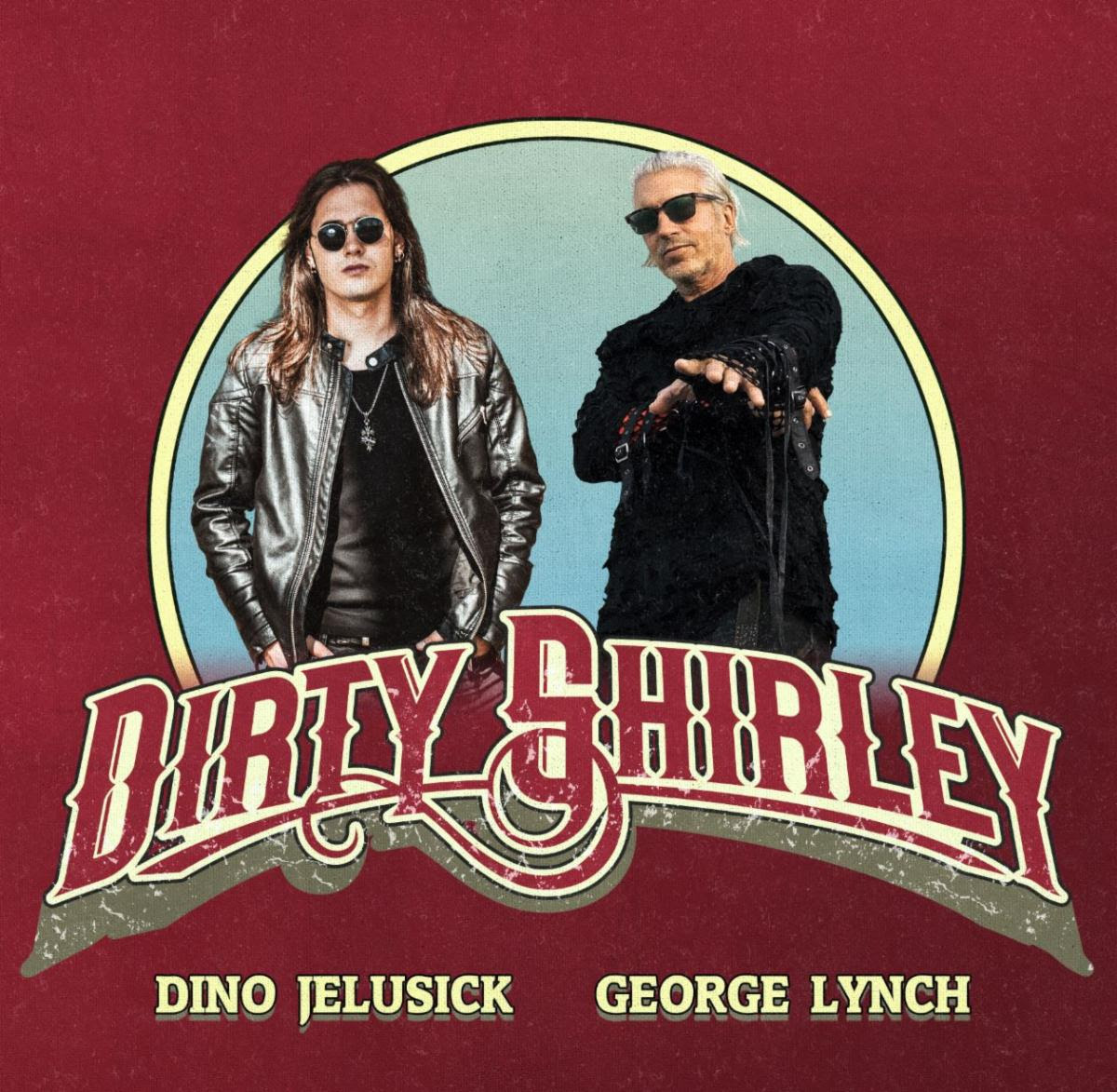 Frontiers Music SRL Announces Signing Of Dirty Shirley Featuring George Lynch
