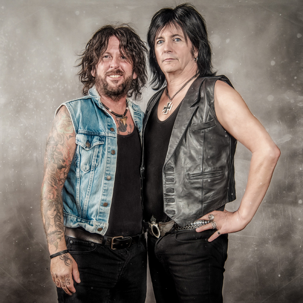 Guitarist Tracii Guns & Phil Lewis Sue Steve Riley & Kelly Nickels Over The L.A. GUNS Name