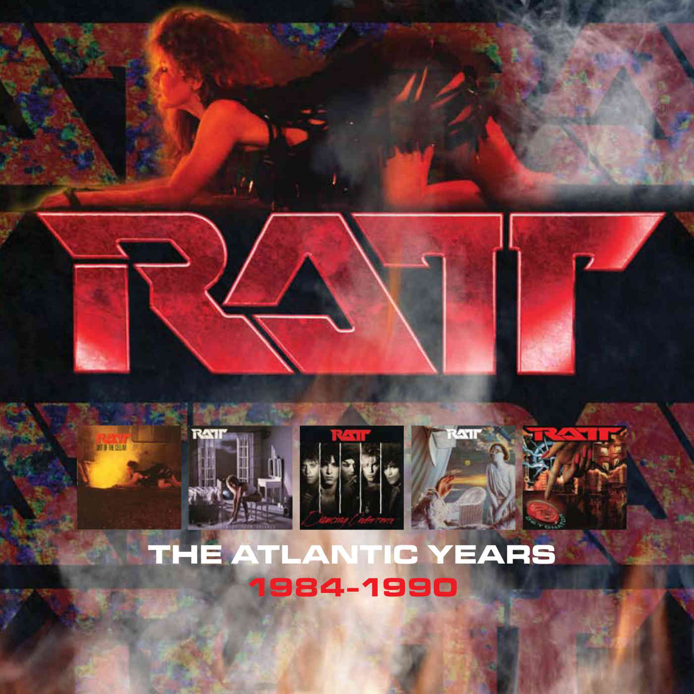 RATT: 'The Atlantic Years 1984-1990' Box Set Due In March