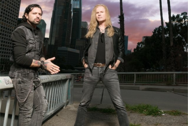 Adrian Vandenberg Recruits Ronnie Romero To Reform Vandenberg