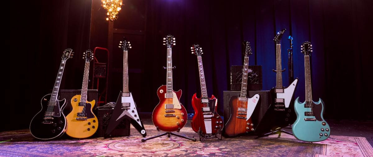 Epiphone Announces New Guitars Announced Ahead Of Winter NAMM 2020