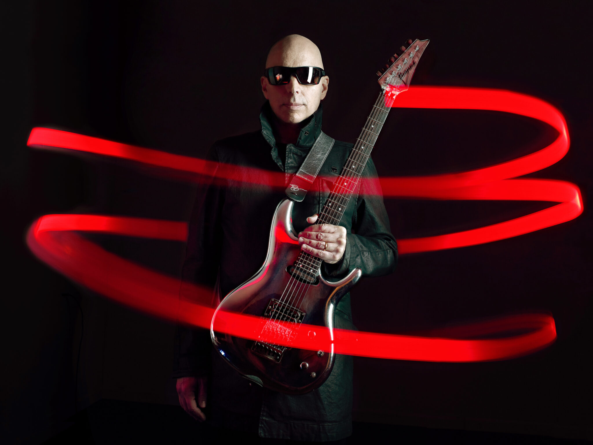 "Joe Satriani Set To Release ""Shapeshifting"" Record This Spring"