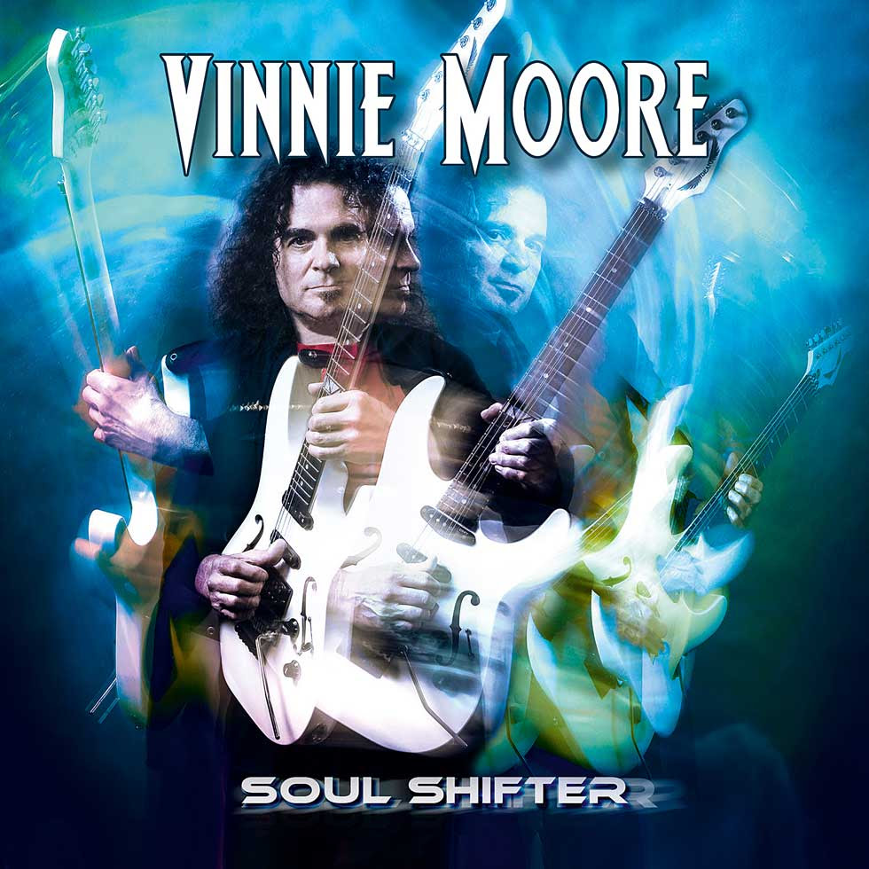 "Vinnie Moore To Release New Album ""Soul Shifter"" In Europe/UK"