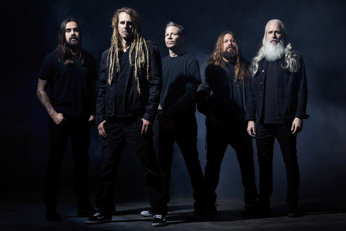 "Lamb Of God Releases New Music In Five Years, ""Checkmate,"" Due Out May 8TH"