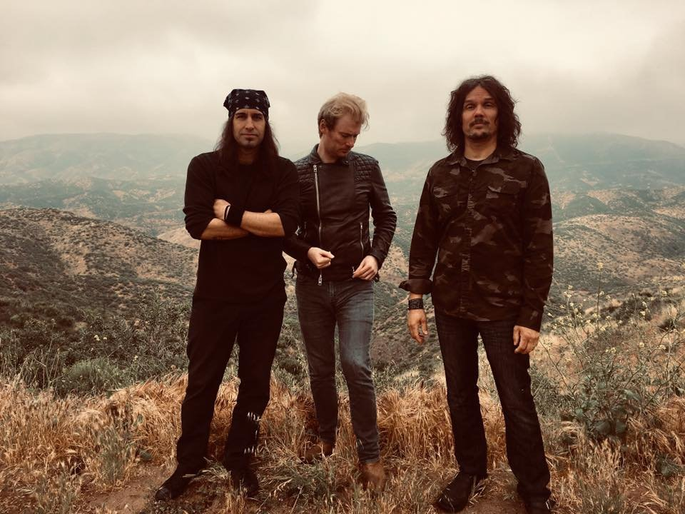 Brian Tichy's New Band Silverthorne Release Their Debut EP On 2/21