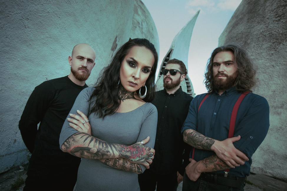 "JINJER Releases Live Video for Hit Single, ""On The Top"""