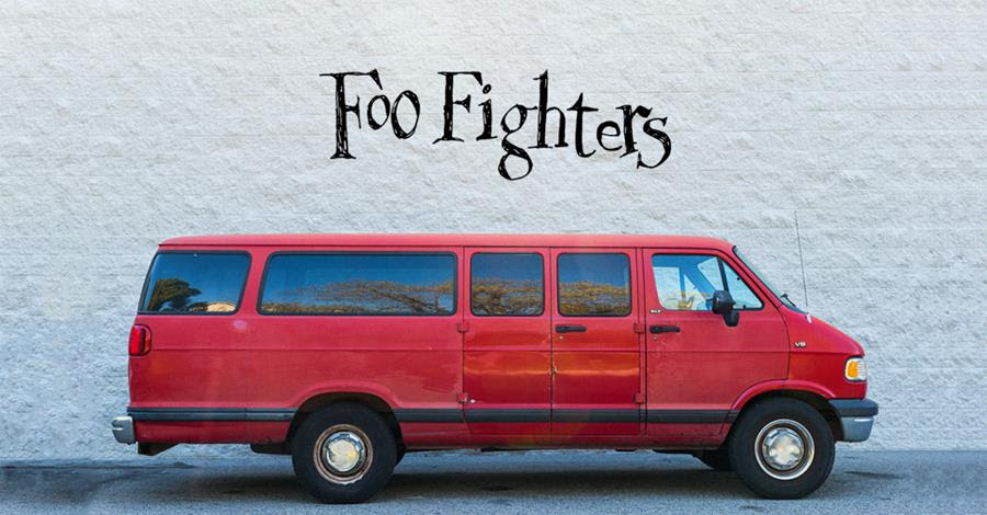 Foo Fighters Announce 25TH Anniversary Van Tour To Revisit Stops Along 1995 Tour