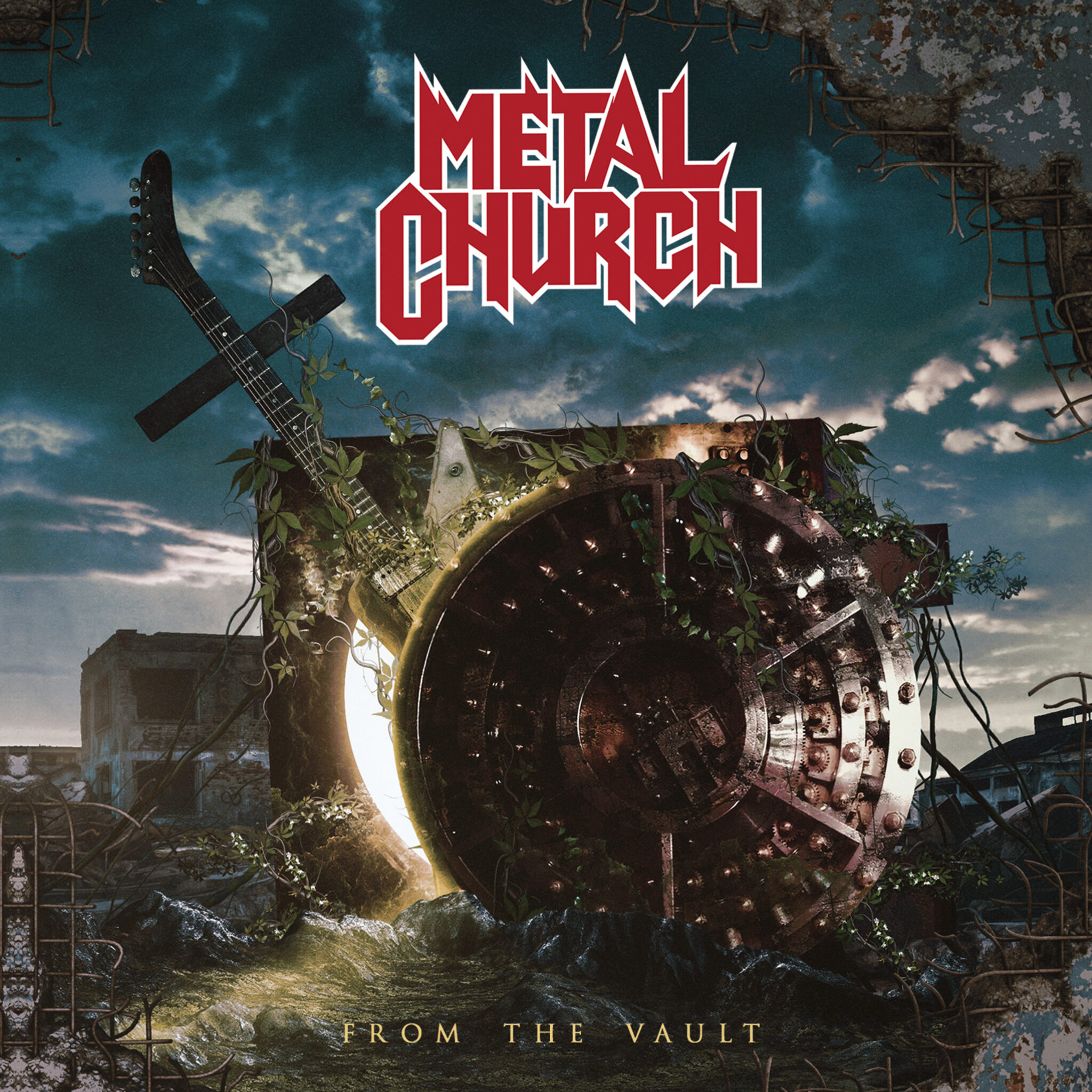 "Metal Church To Release ""From The Vault"" On April 10th"