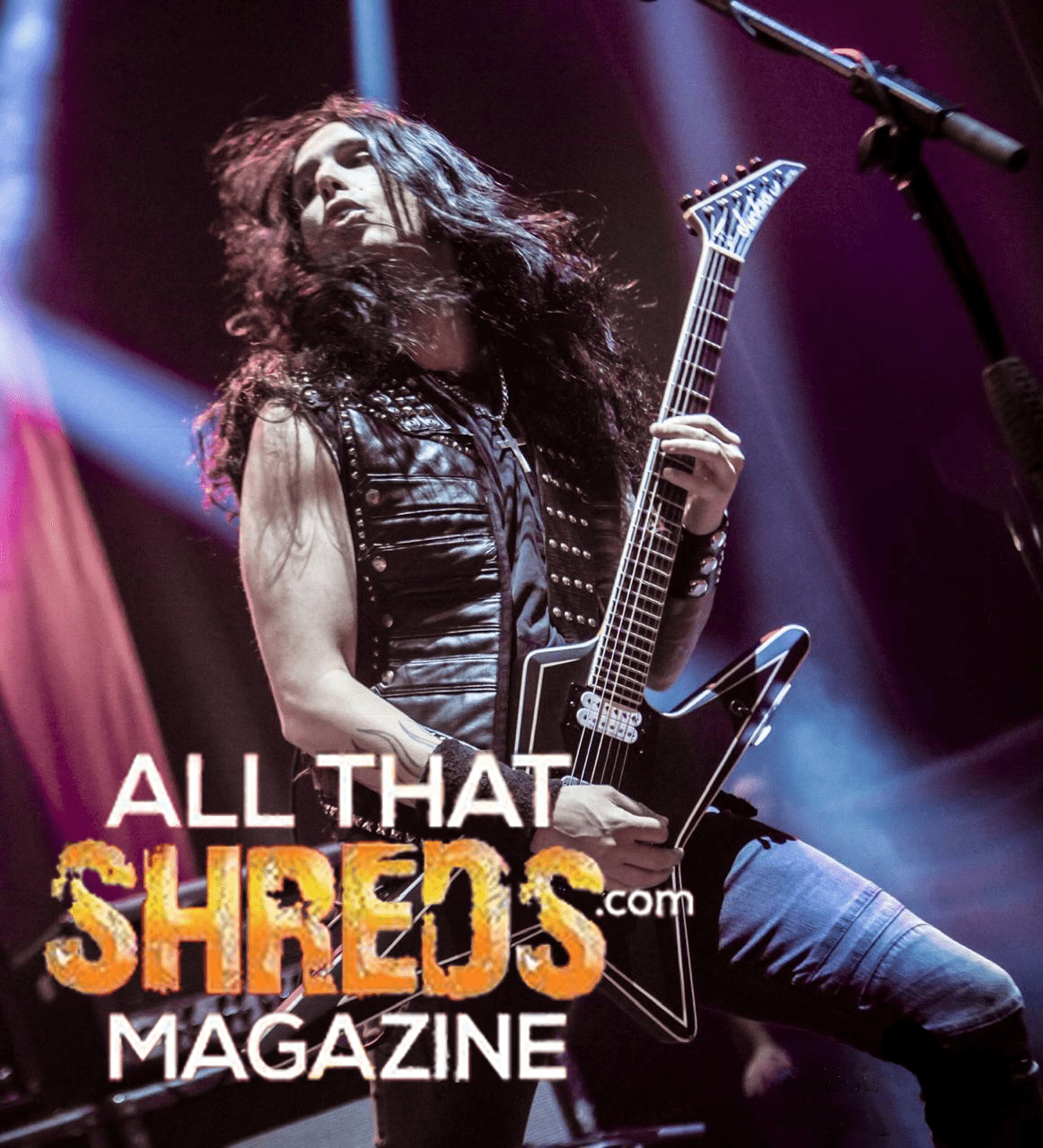 Gus G's New Superb Firewind Album: Did Ozzy Miss The Boat?