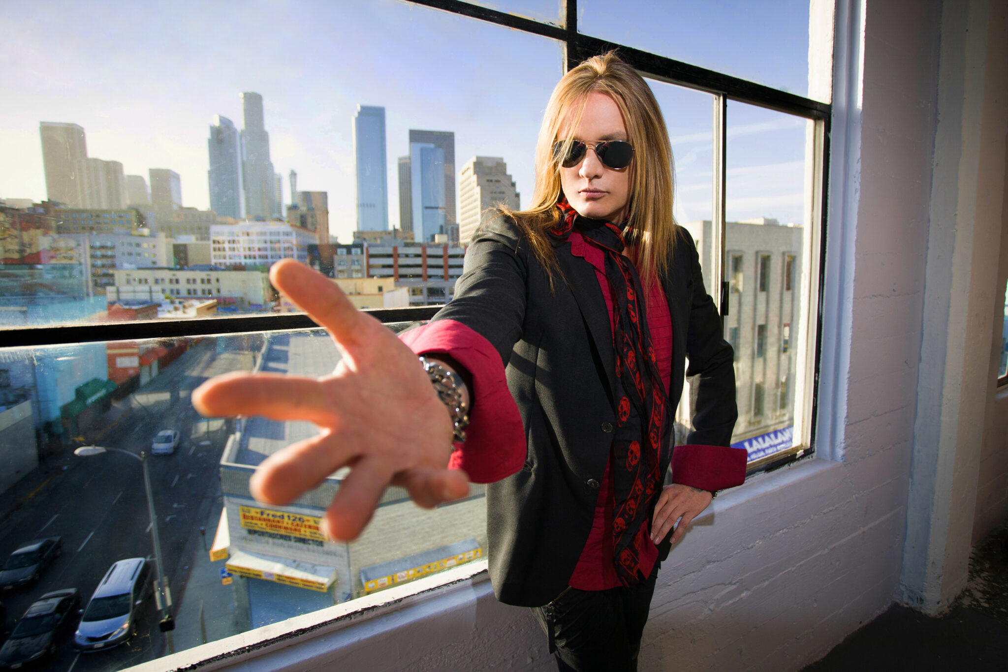 Sebastian Bach Reschedules Second Leg Of 30TH Anniversary Tour
