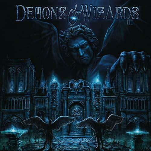 "Demons And Wizards Release ""III"""
