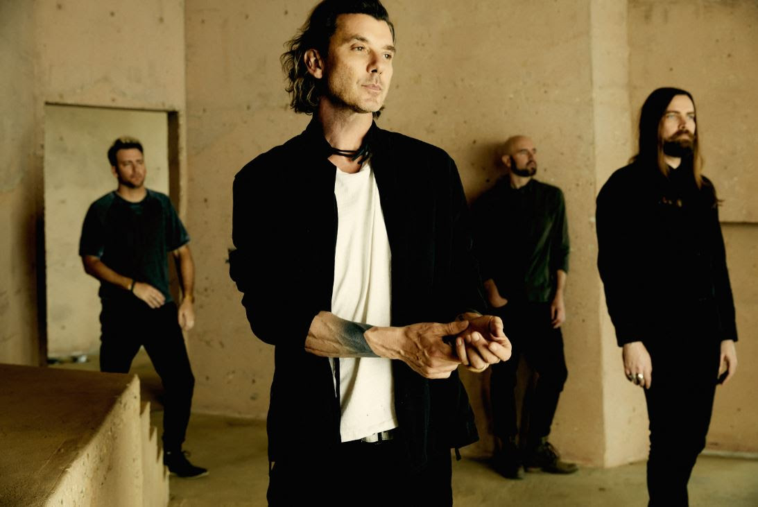 """Bush To Release """"The Kingdom"""" In May, Announce Tour With Breaking Benjamin"""