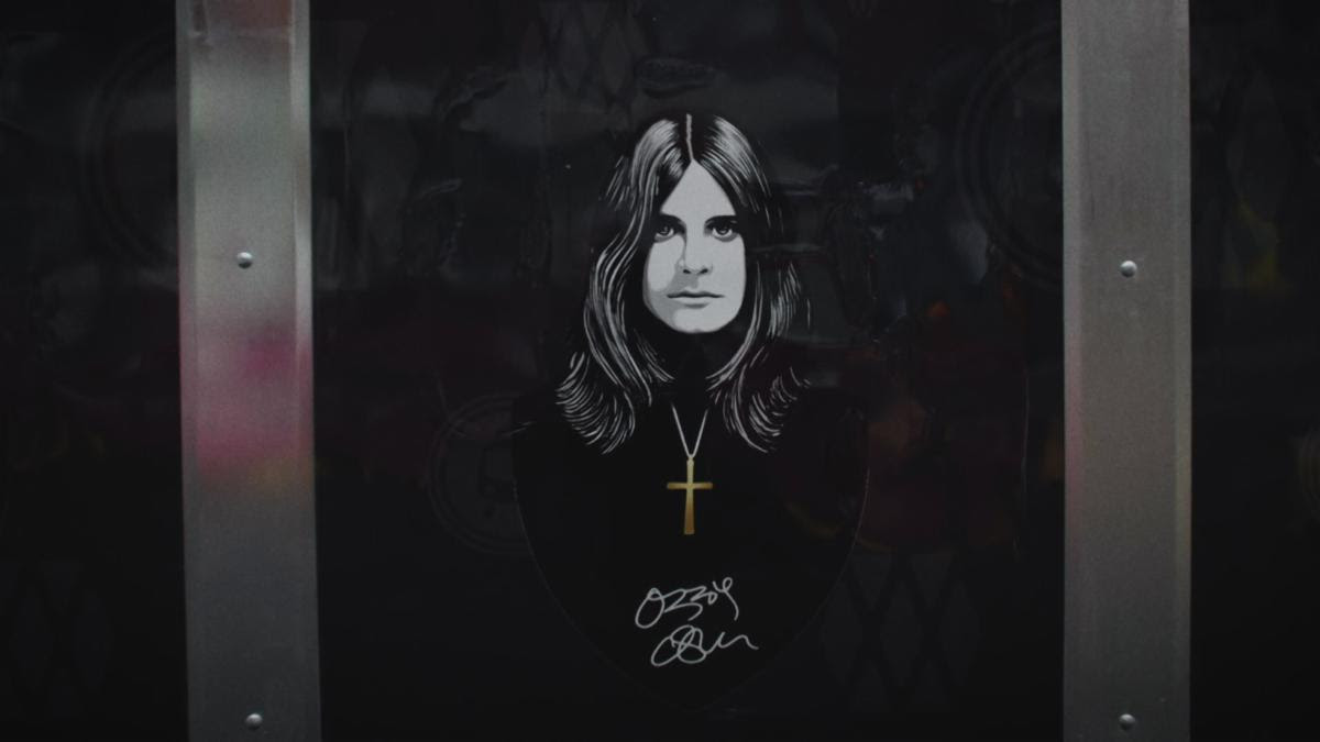 """Ozzy Osbourne Release Video For """"Ordinary Man"""""""