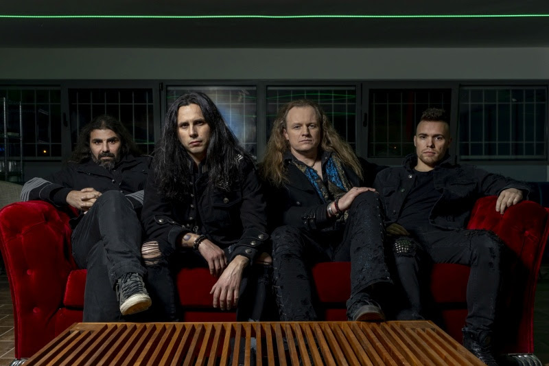 """Firewind Releases New Song """"Rising Fire,"""" New Album Out In May"""
