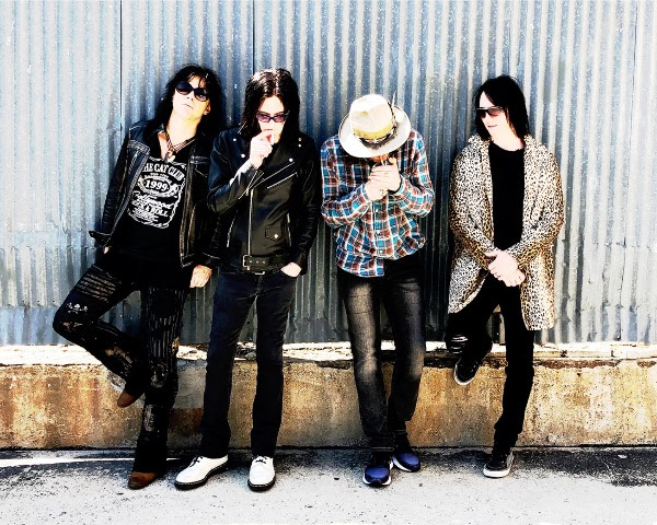 """Steve Riley's L.A. Guns To Release New Single """"Crawl"""" On April 20th"""