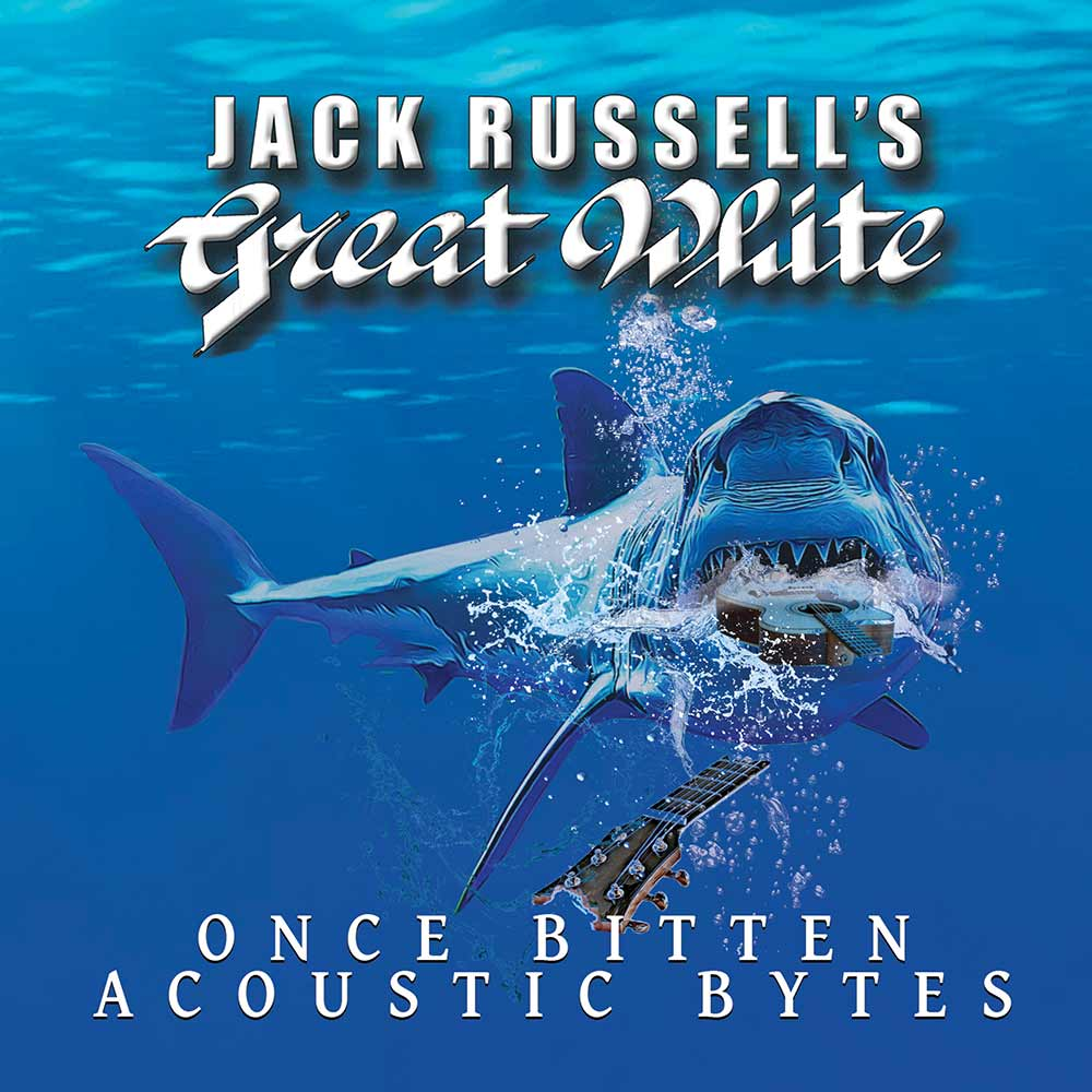 'Once Bitten Acoustical Bytes' Proves Why Great White Is Nothing Without Jack Russell