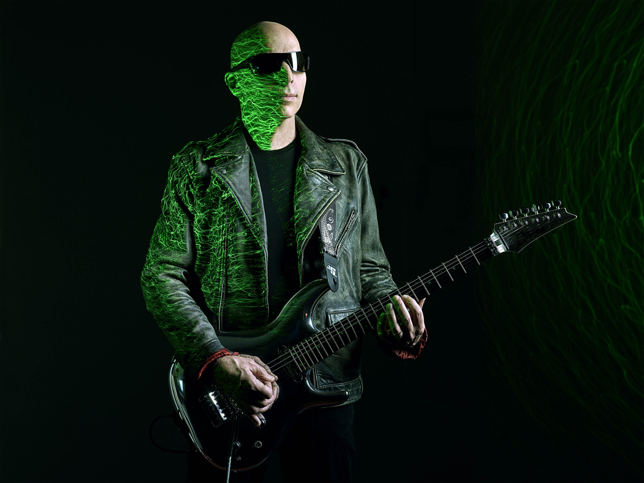 "Joe Satriani Delivers His Best Album With ""Shapeshifting"""