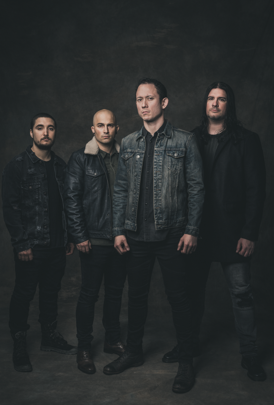 "Trivium Release New Song ""Bleed Into Me"""