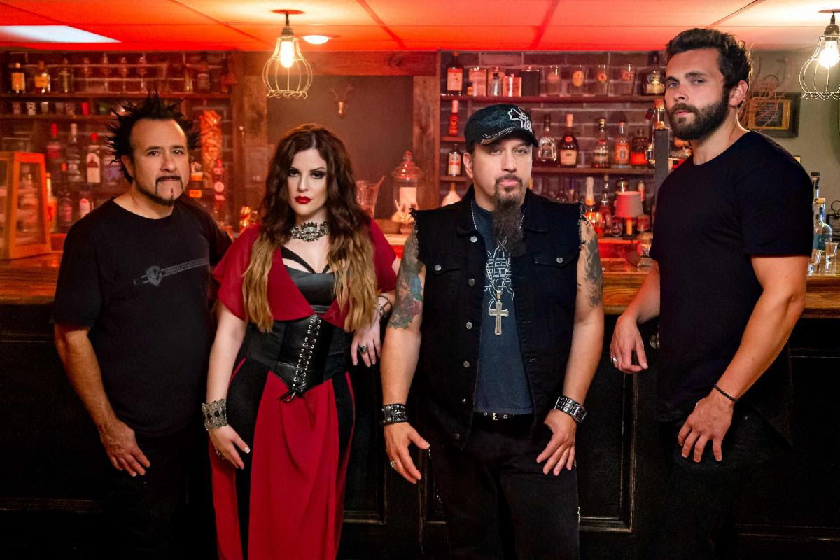 "Her Chariot Awaits Featuring Mike Orlando Release Video For ""Take Me Higher"""