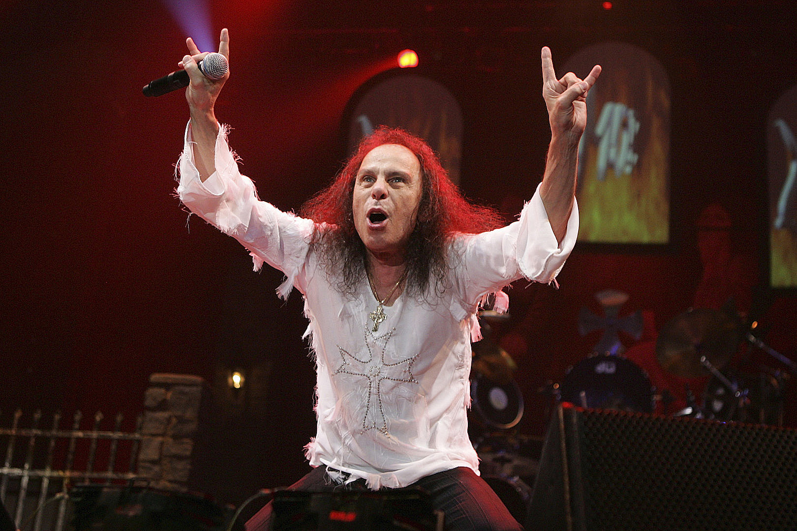 Remembering Ronnie James Dio On The 10th Anniversary Of His Death