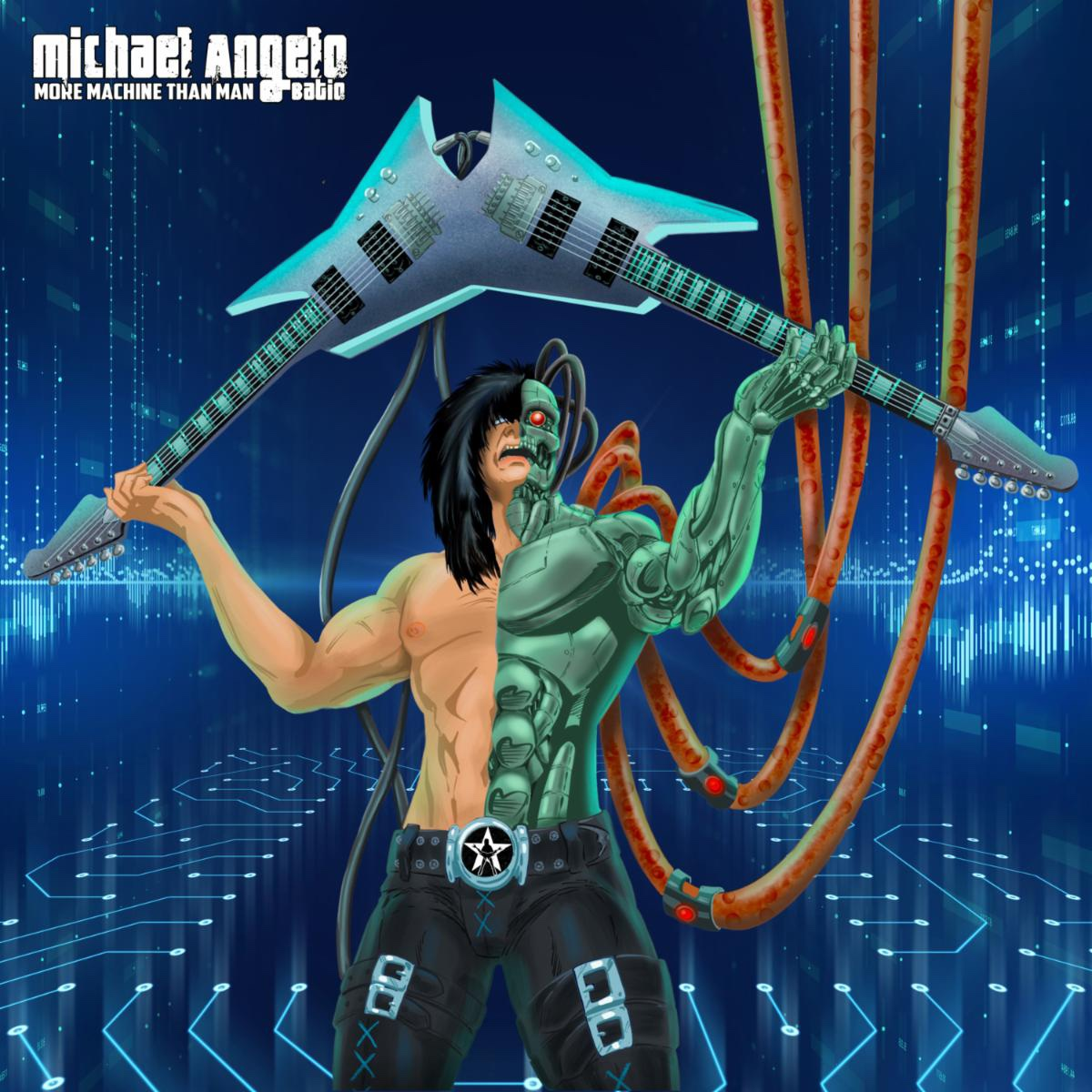"Michael Angelo Batio Releases New Video ""The Badlands"""