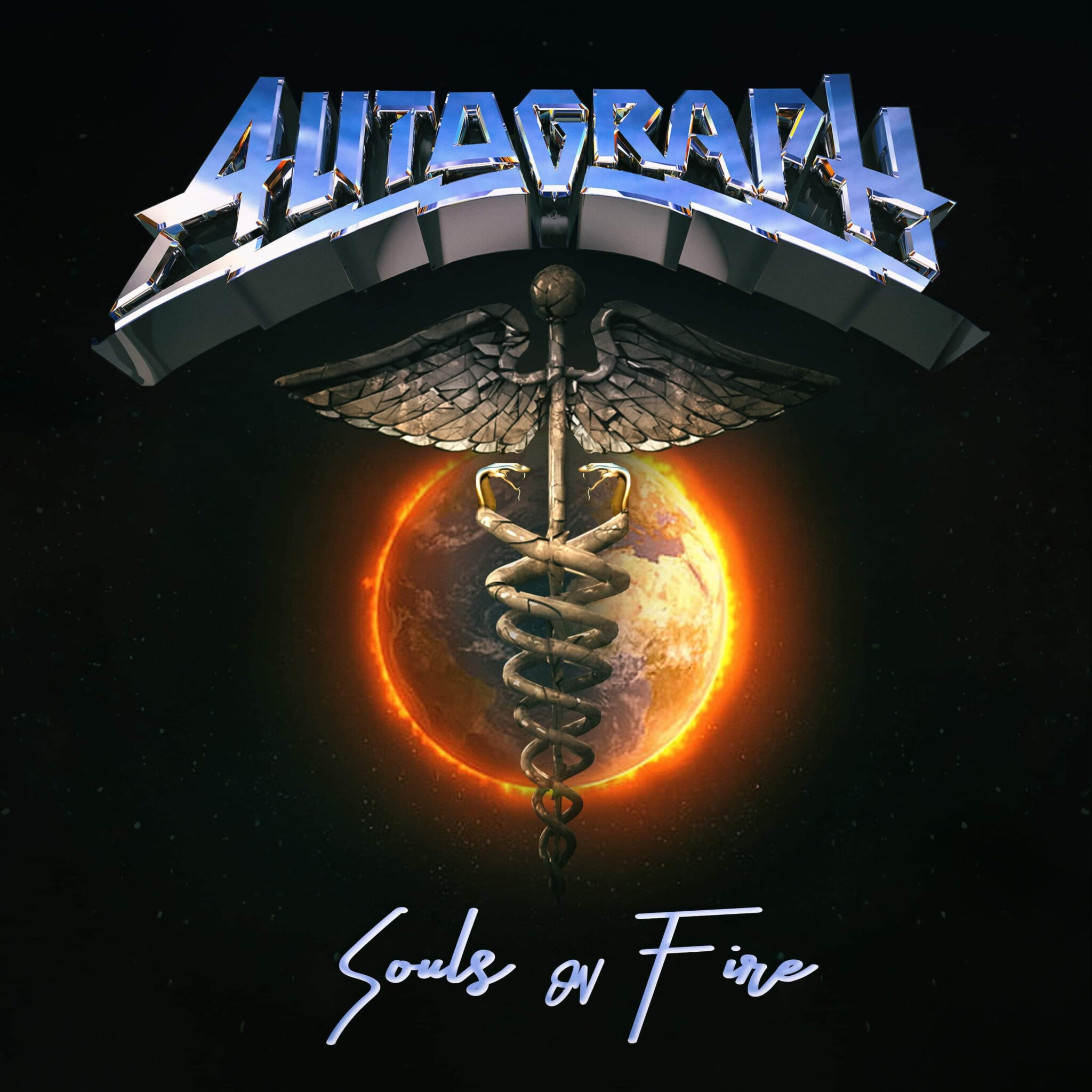 """Autograph To Release """"Souls On Fire"""" May 15TH With Proceeds Benefiting Trinity Health Of New England"""