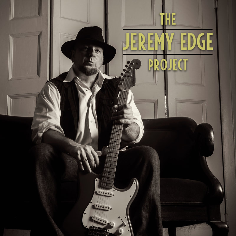 Former Candlelight Red Guitarist Forms The Jeremy Edge Project