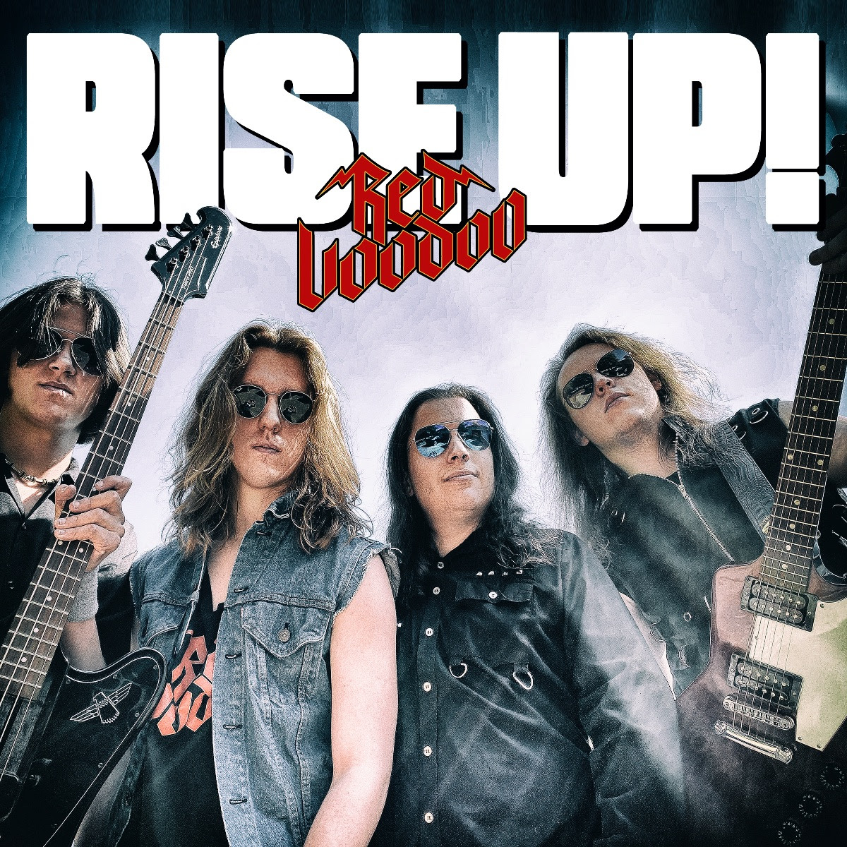 "Red Voodoo Release Debut Song ""Rise Up!"" Produced By Tesla's Frank Hannon"