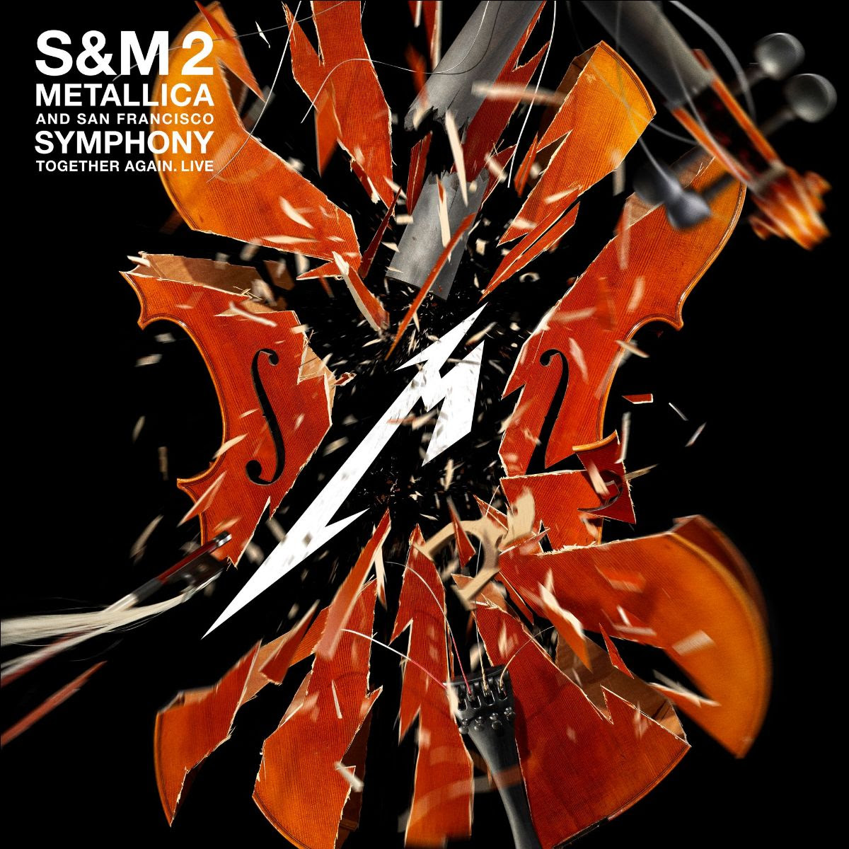 Metallica & San Francisco Symphony: S&M2 Live Album And Documentary Due August 28