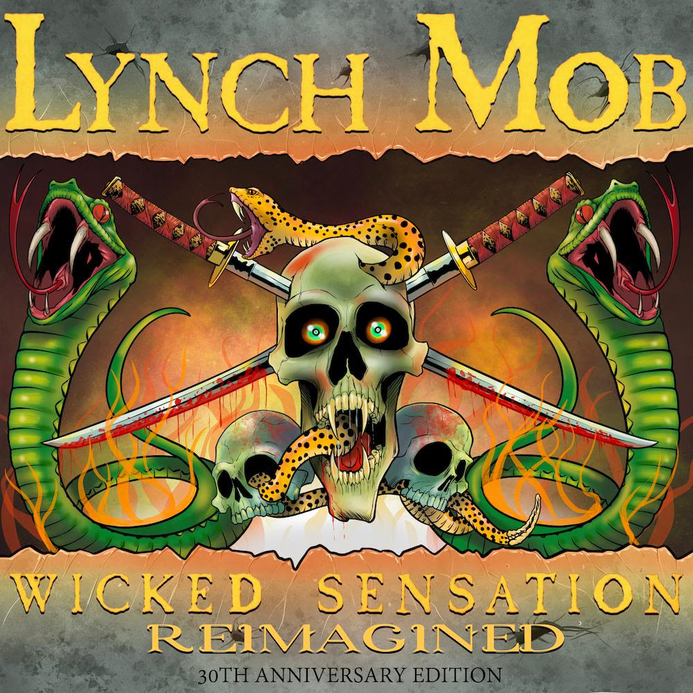 Lynch Mob To Release 'Wicked Sensation Reimagined' In August