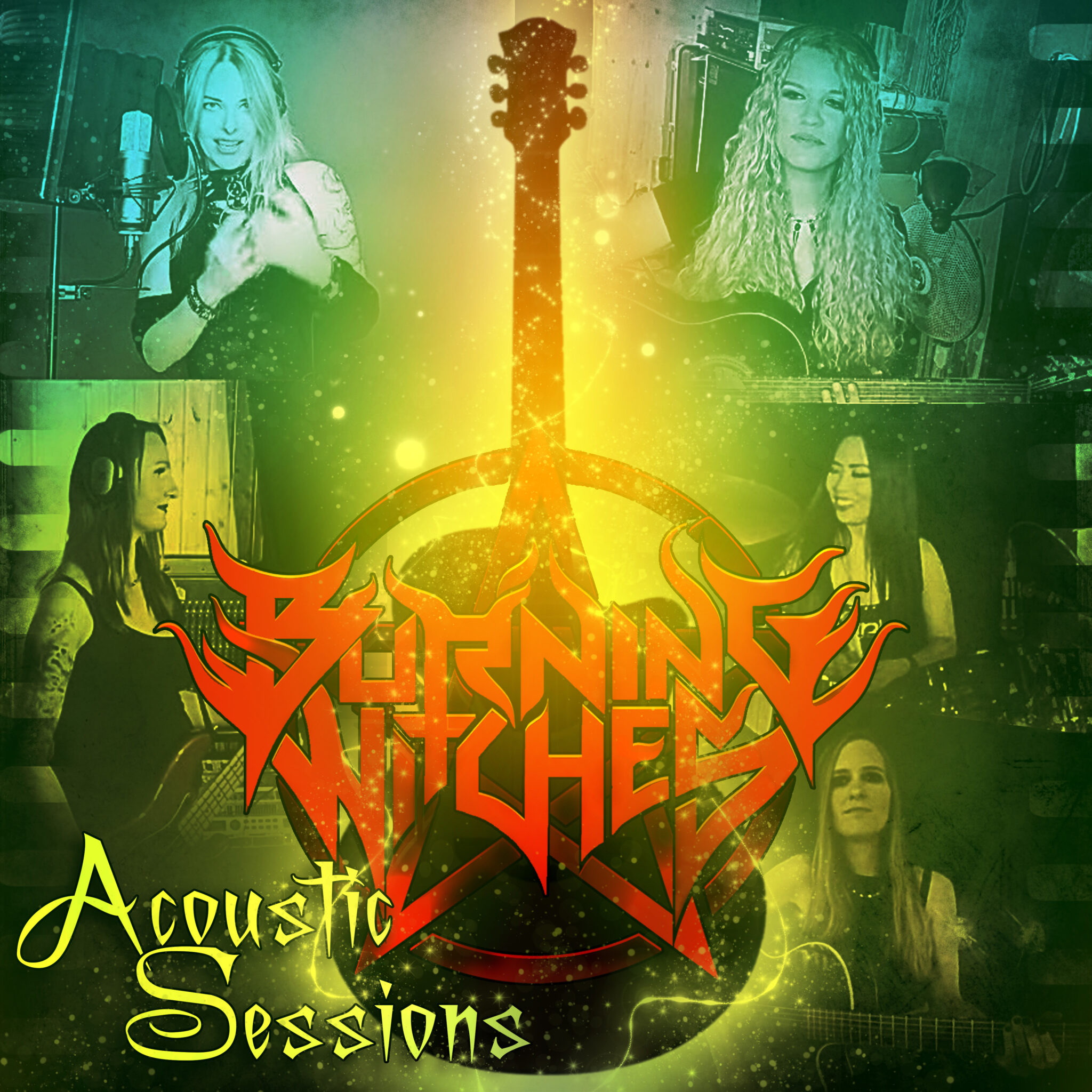 Burning Witches Release New Acoustic Session EP