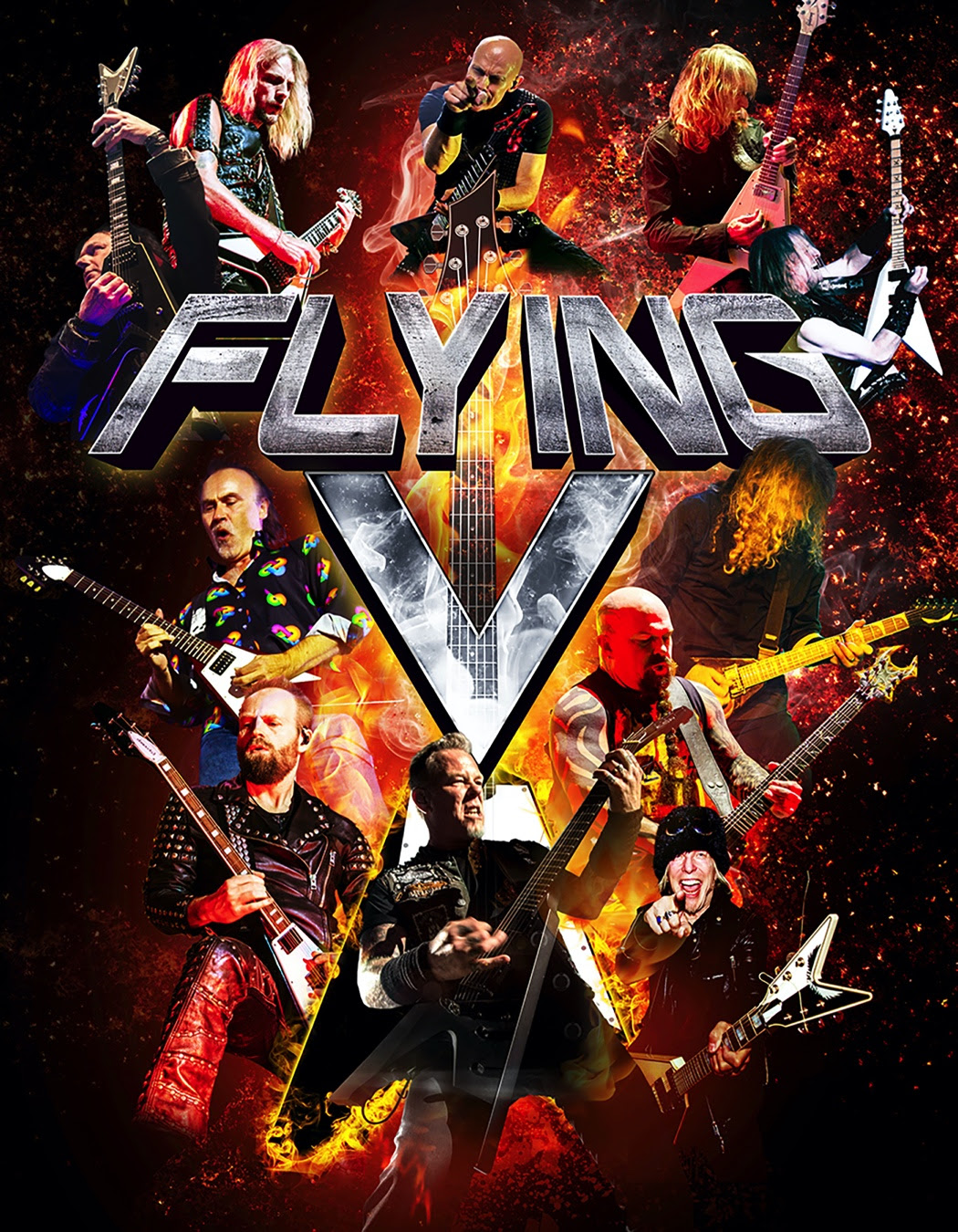 Flying V Documentary Tells The Story Of One Of The Most Famous Styles Of Electric Guitar