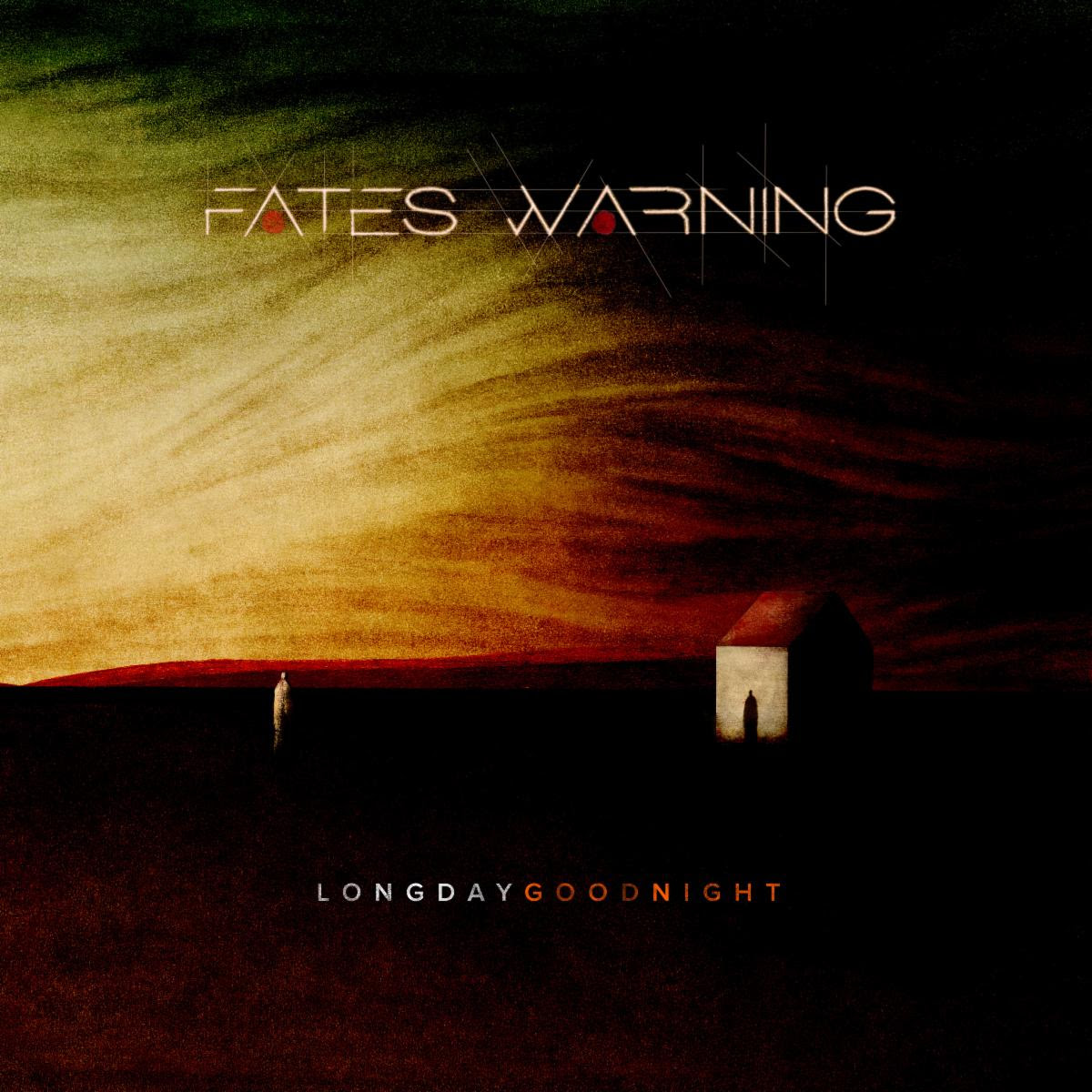 "Fates Warning Reveals Details For New Album, 'Long Day Good Night'; Launches First Single, ""Scars"""