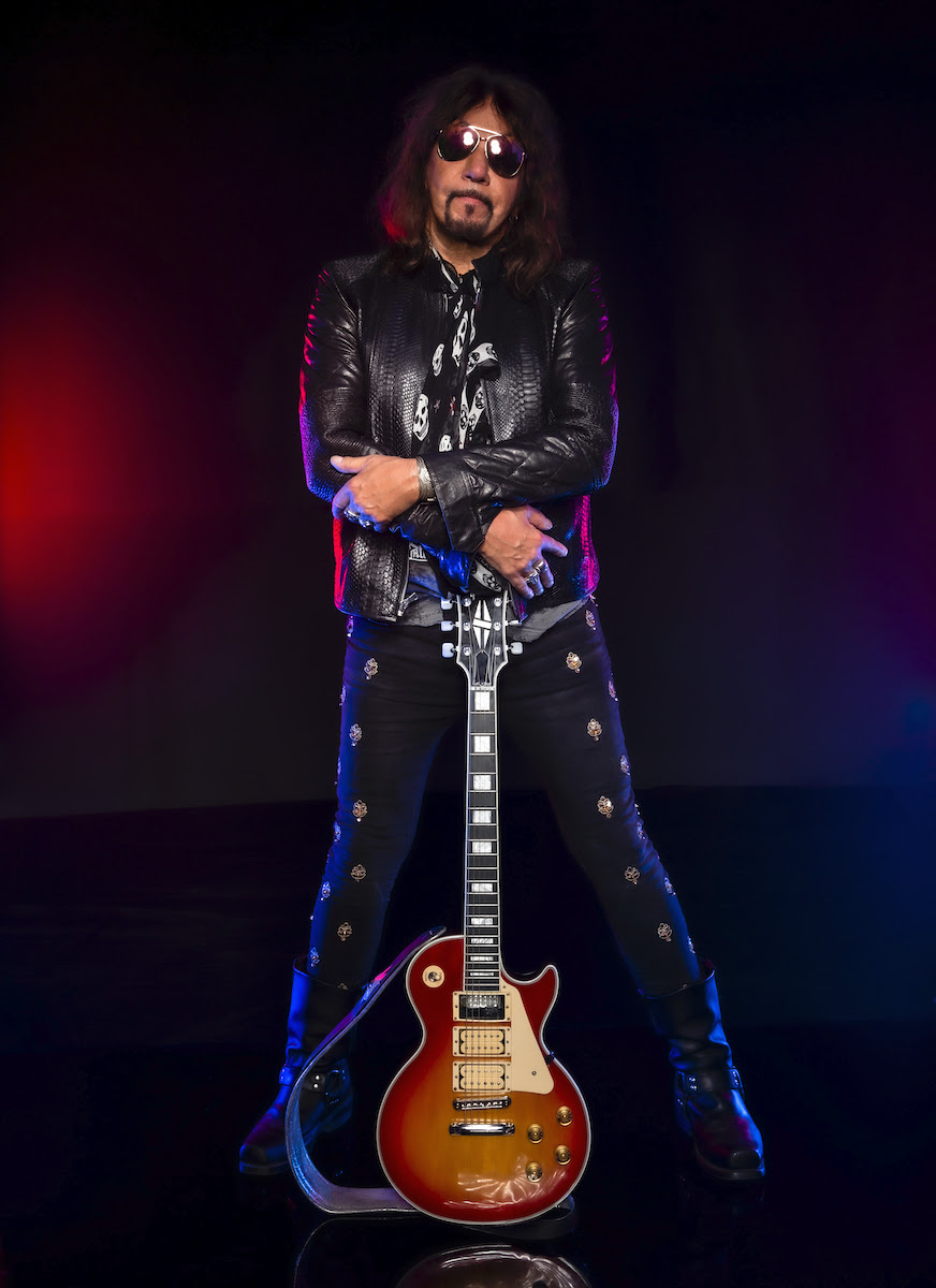 "Hear Ace Frehley's Cover Of The Beatles ""I'm Down"" Featuring John 5"