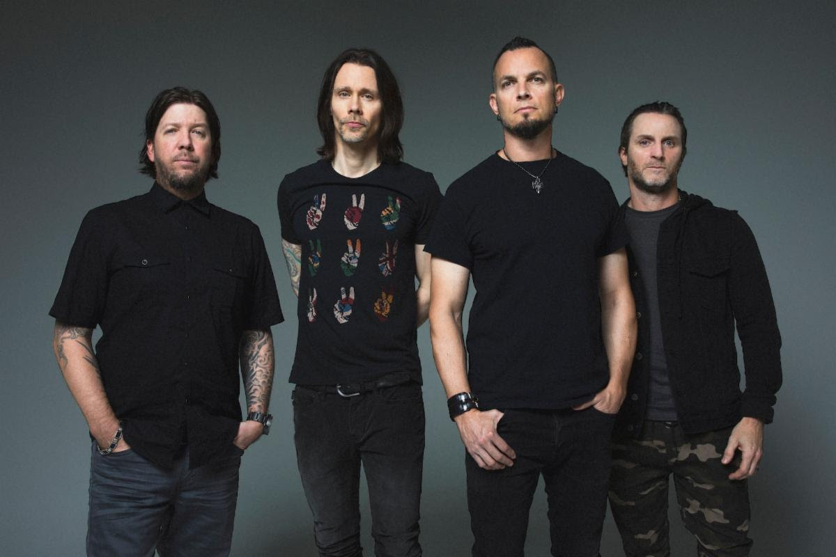 """Alter Bridge To Release New EP """"Walk The Sky 2.0"""" - Official Video For """"Native Son"""" Out Now"""