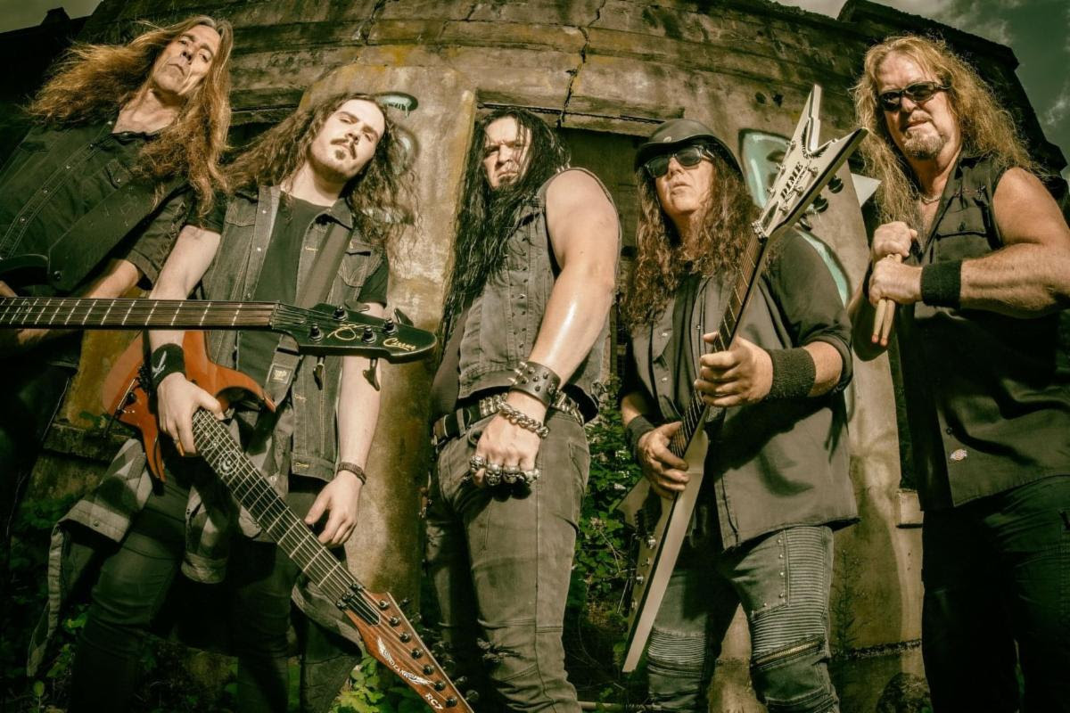 "Vicious Rumors Release Video For Title Track Of New Album ""Celebration Decay"""