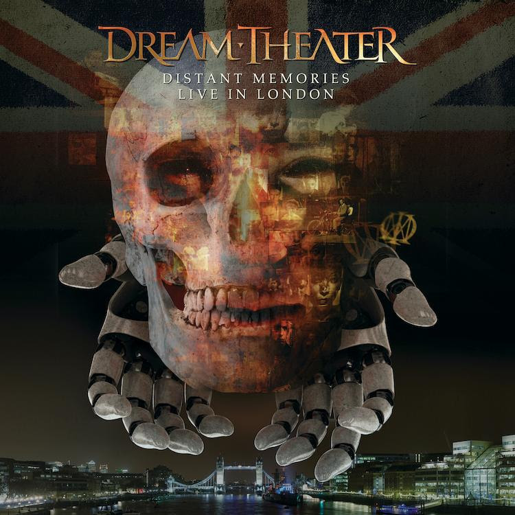 """Dream Theater Announce New Live Release """"Distant Memories – Live In London"""""""