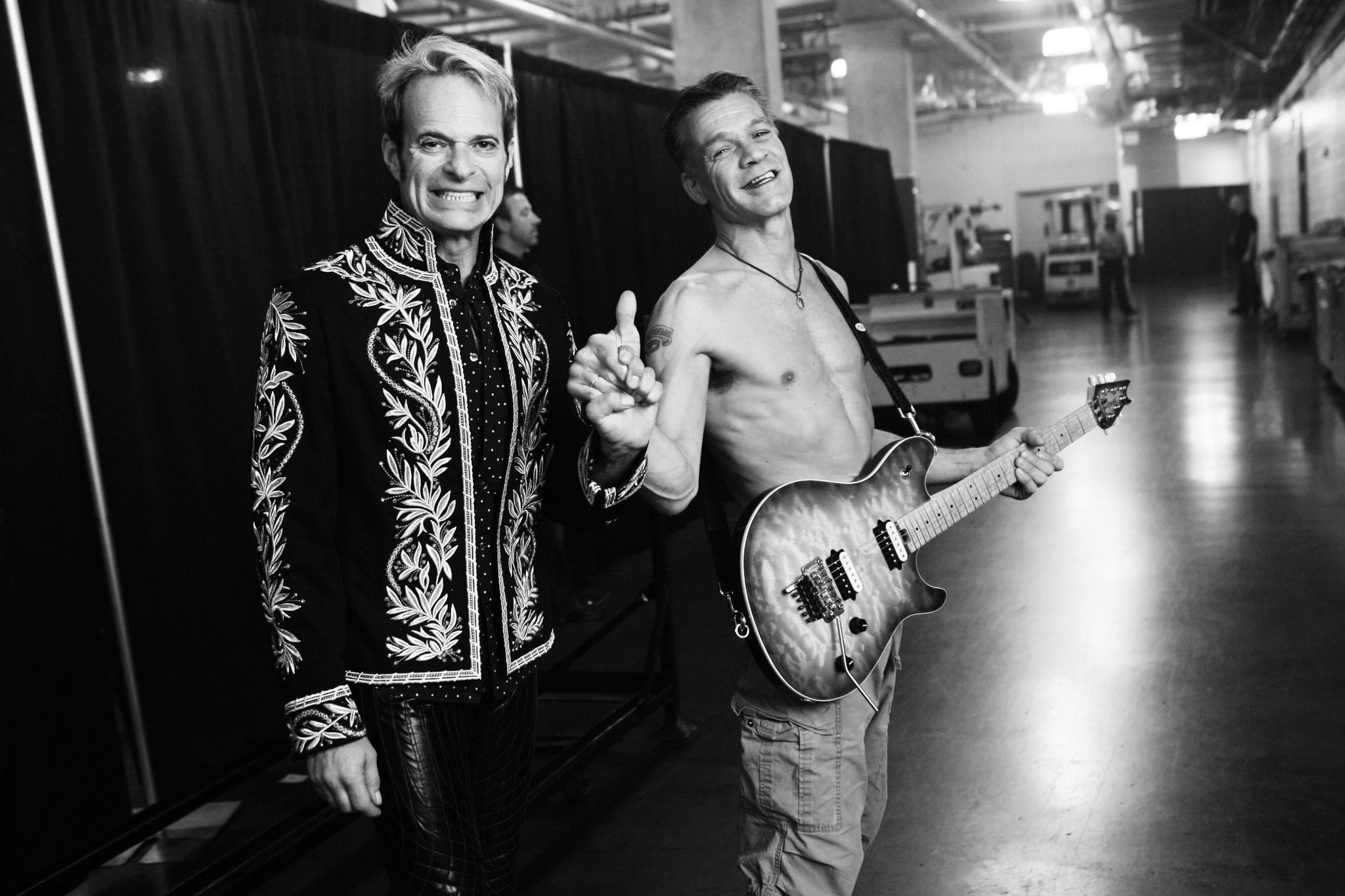 David Lee Roth Breaks His Silence On The Passing Of Eddie Van Halen