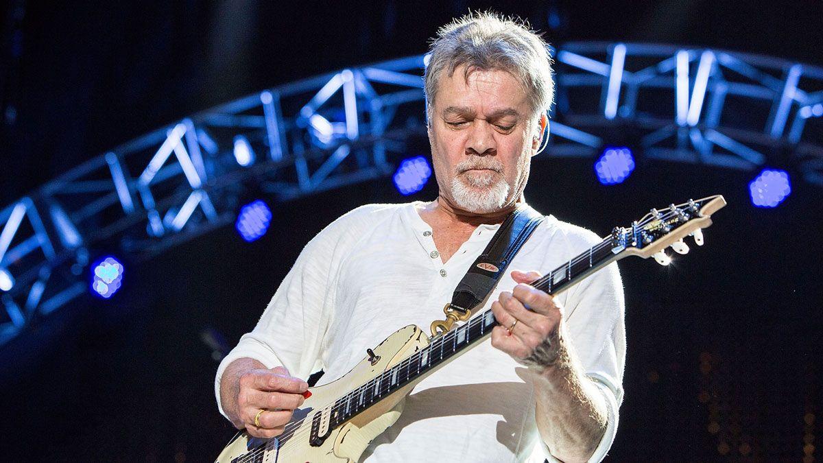Irving Azoff on Eddie Van Halen: 'Unqualified Genius, Loving Soul'