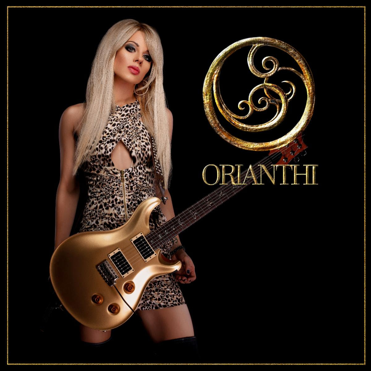 "Orianthi Releases New Video For ""Impulsive"""