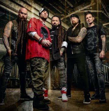 Five Finger Death Punch Announces Andy James Permanent Replacement For Jason Hook