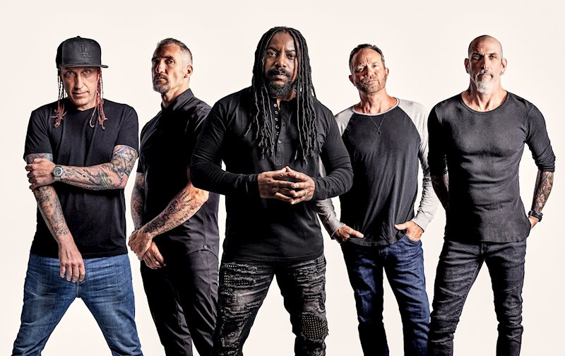 Sevendust Knocks It Out Of The Park With 'Blood & Stone'