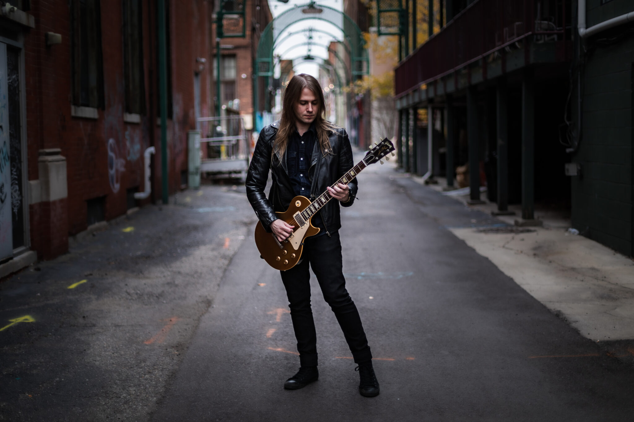 "Detroit Guitarist Sammy Boller Releases New Video For ""Path Of A Heart"""