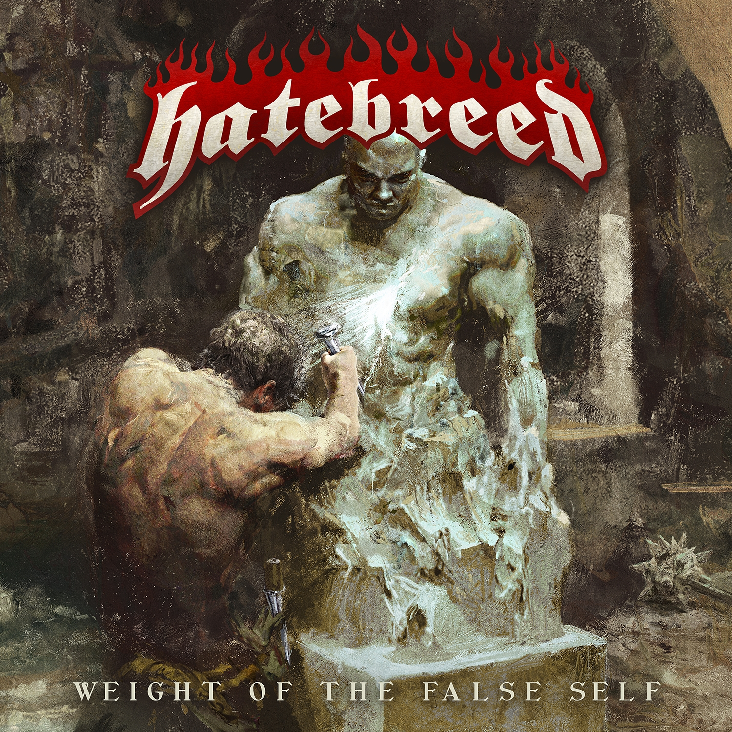"""Hatebreed Doesn't Disappoint With 'Weight Of The False Self"""""""