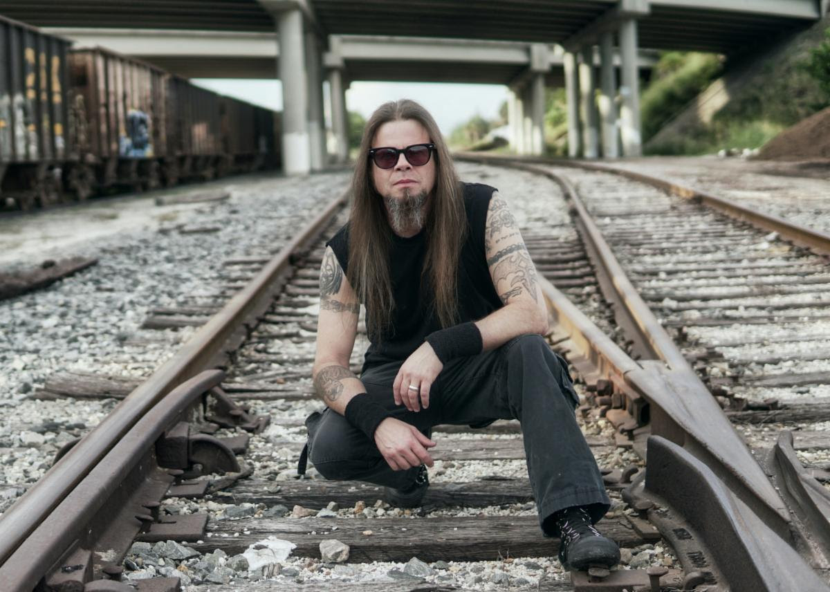 Queensryche Frontman Todd La Torre To Release 'Rejoice In The Suffering' Solo Record 2/5/2021