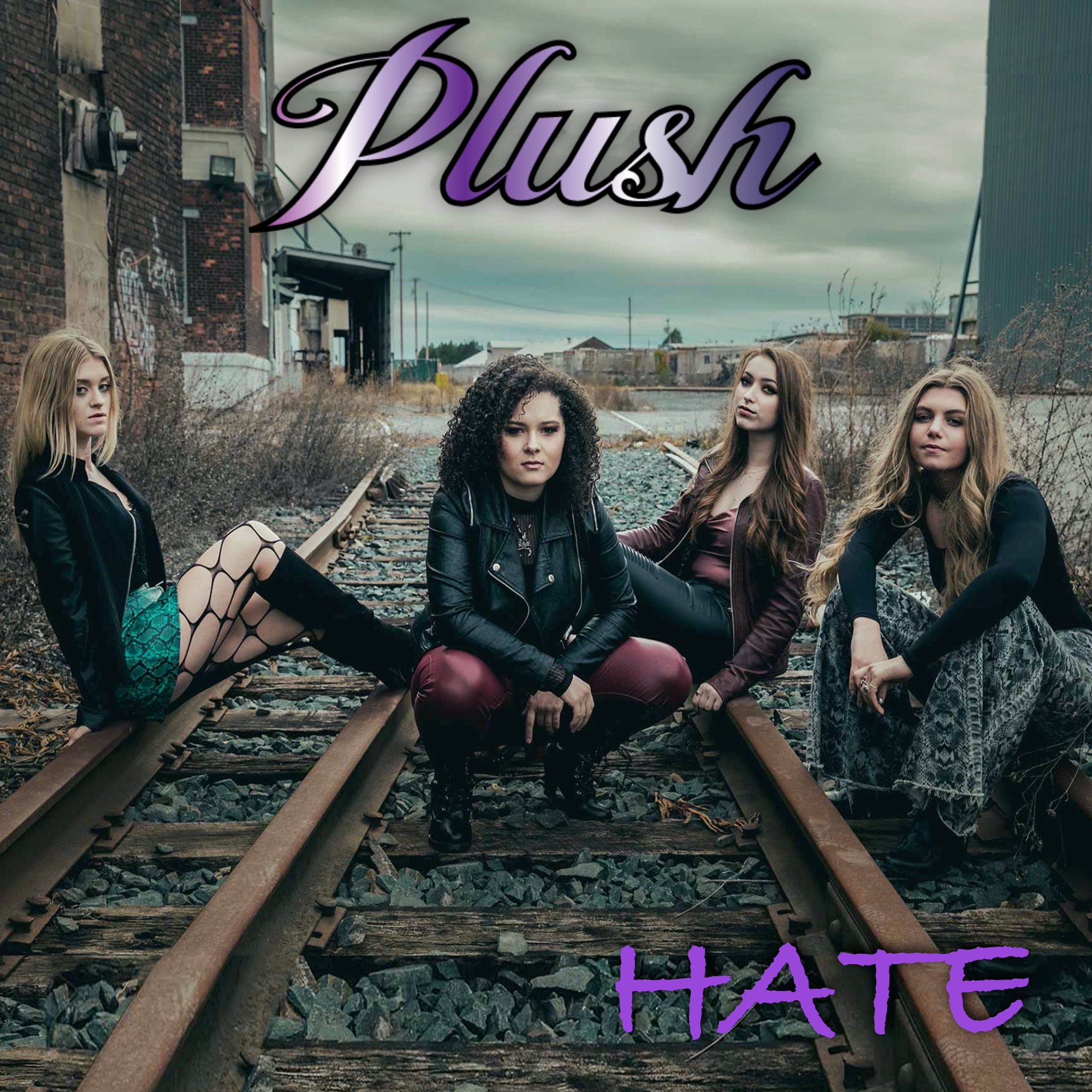 Moriah Formica Forms All-Girl Band Plush, New Single 'Hate' Drops 2/9